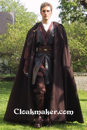 Robes - Custom Order from Cloak & Dagger Creations